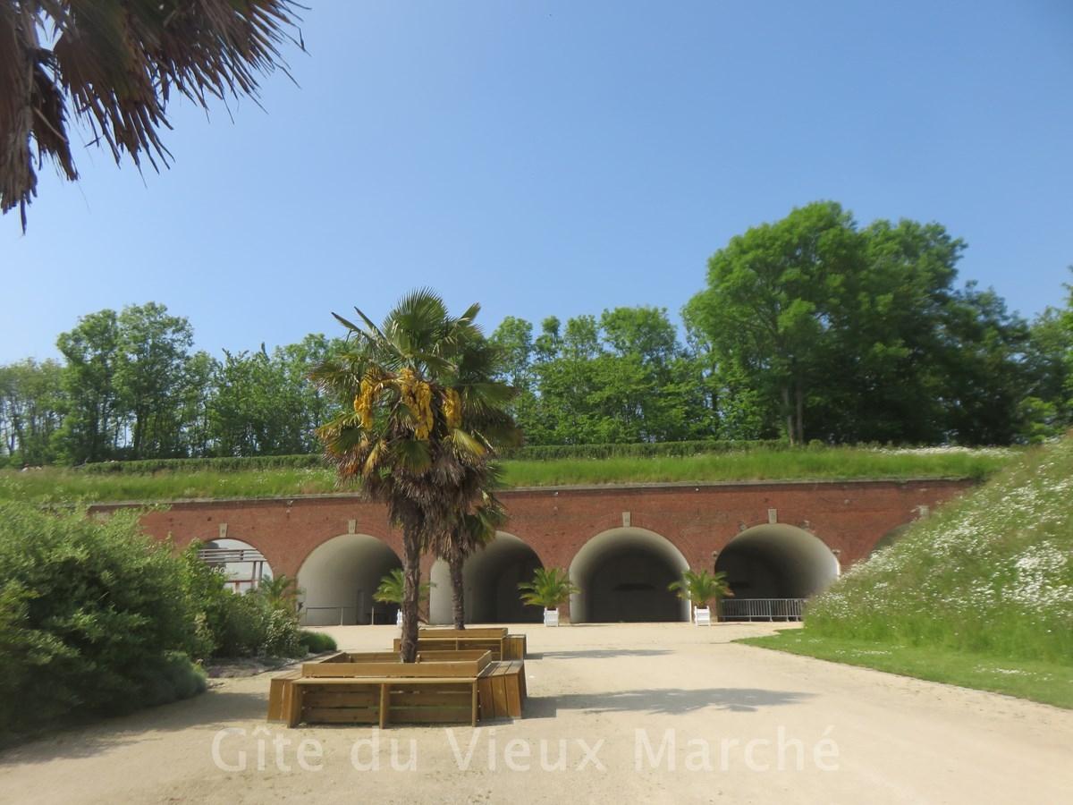 Alvéoles des Jardins Suspendus